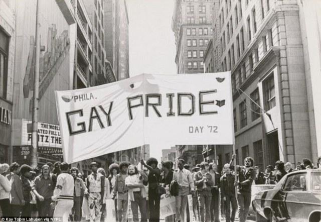 Gay Pride 1972
