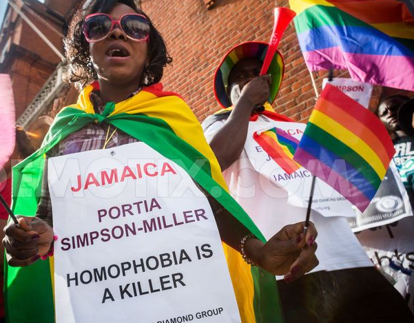 Homophobia is a killer