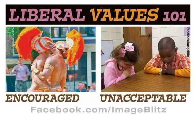 Secular values