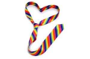 Rainbow-tie
