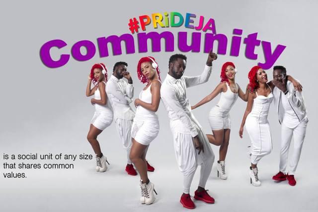 Pride JA